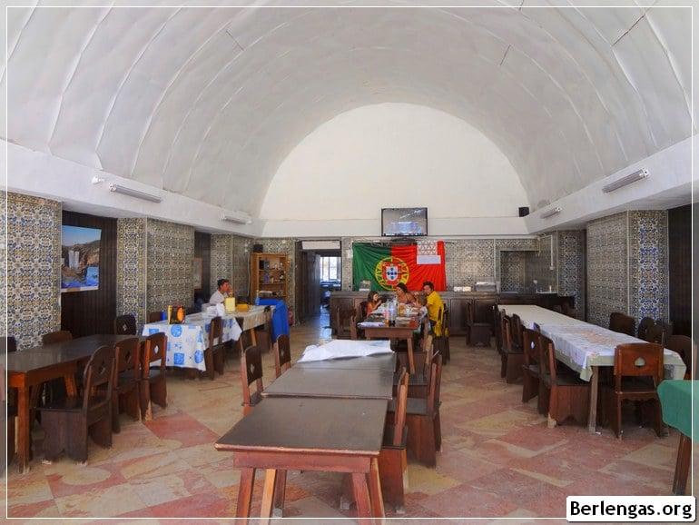 Hotel Forte São João Baptista nas Berlengas