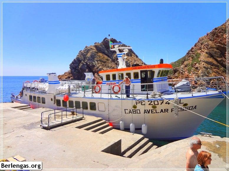 Barco Cabo Avelar Pessoa