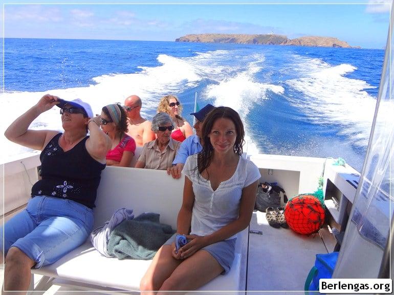 Fotos das Berlengas Arquipélago das Berlengas