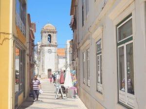 Cidade de Peniche Portugal
