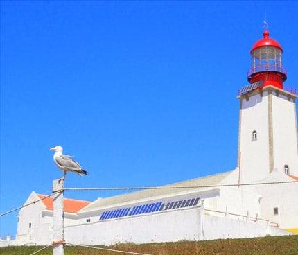 Farol Duque de Bragança Arquipélago das Berlengas