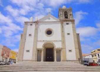 Igreja de Sao Pedro Peniche