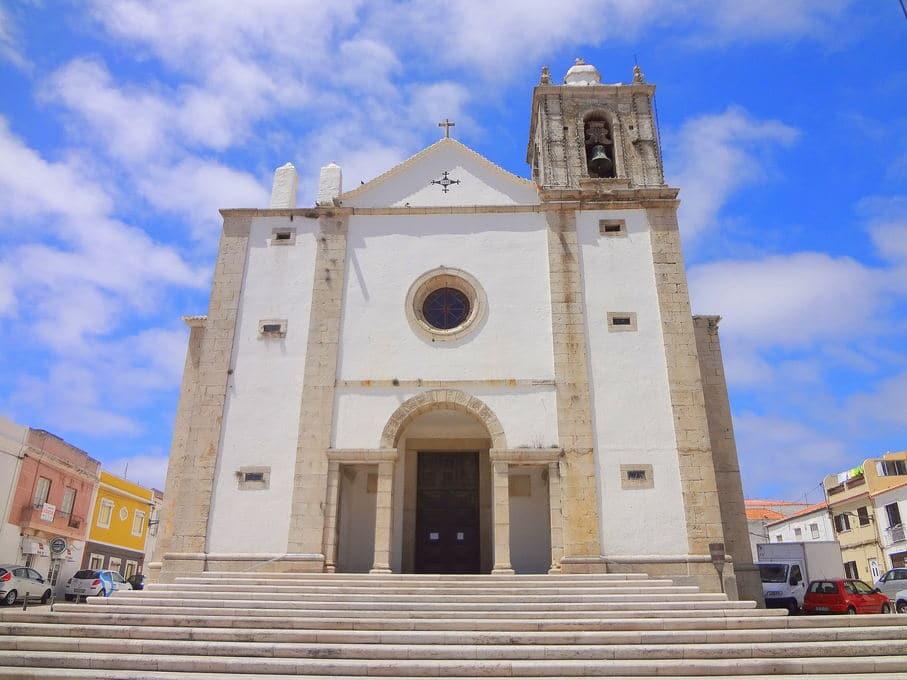 Igreja de São Pedro em Peniche