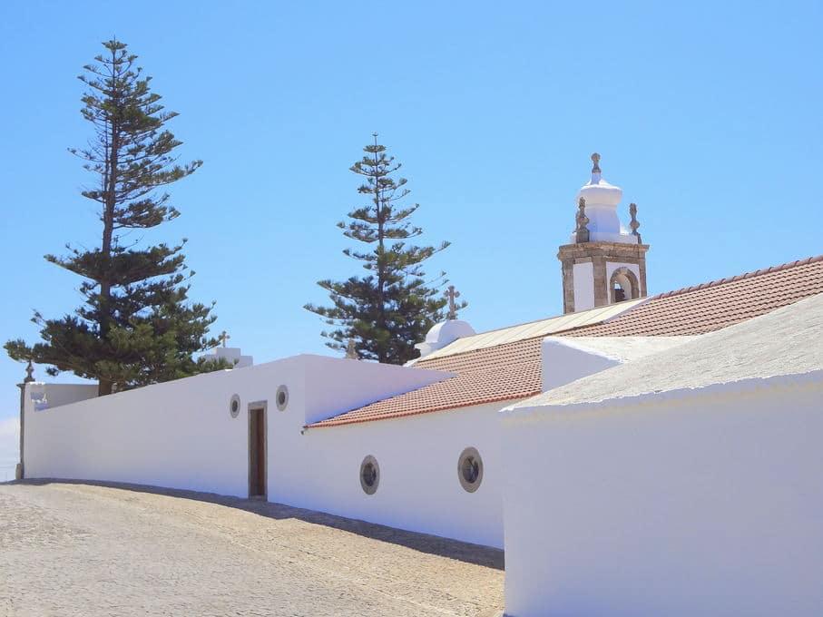 Santuário de Nossa Senhora dos Remédios em Peniche