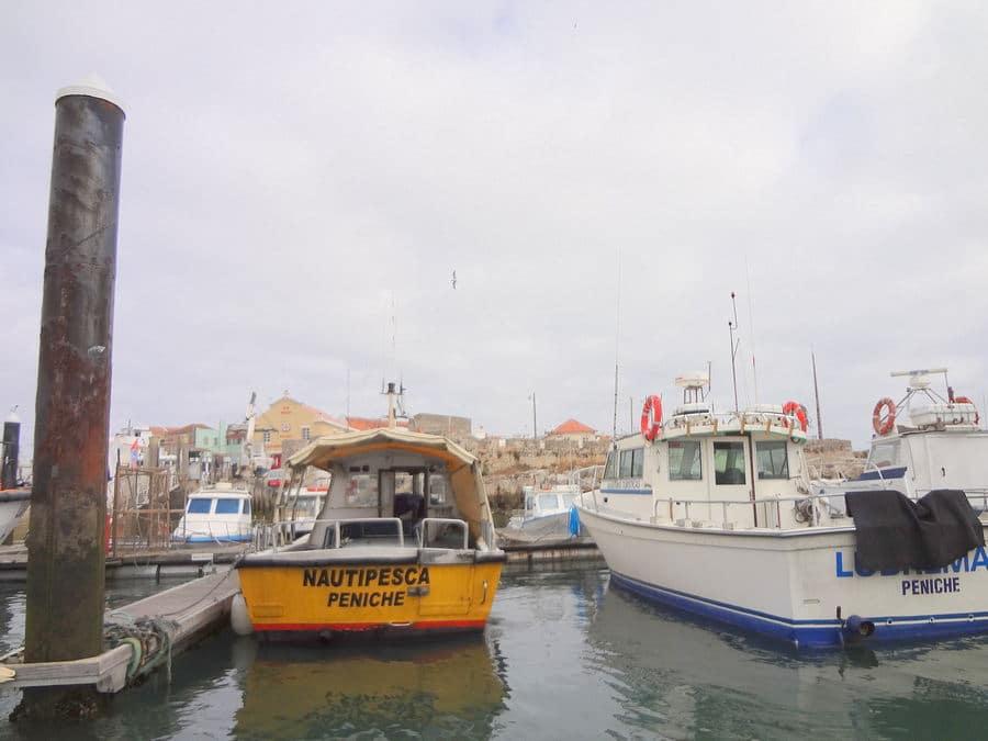 Porto de Pesca de Peniche