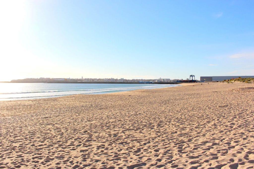 Praia de Supertubos