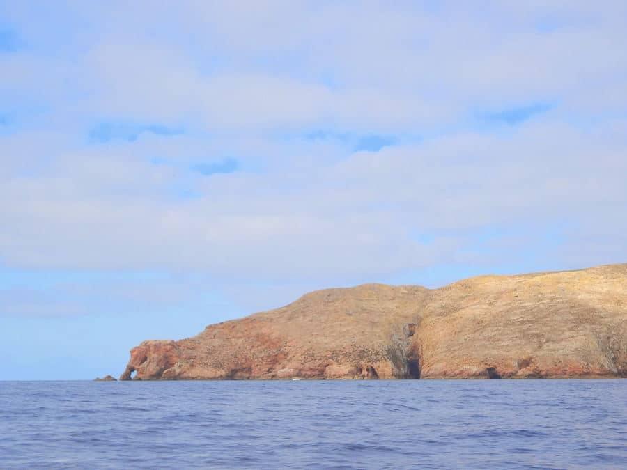 Primeiro avistamento do Arquipélago das Berlengas
