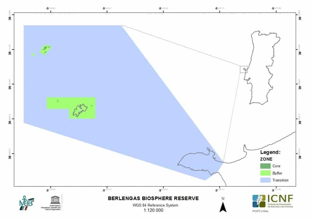 Reserva Natural de la Biosfera por la UNESCO